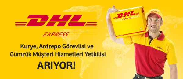 Dhl Worldwide Express Çalışma Arkadaşları Arıyor!