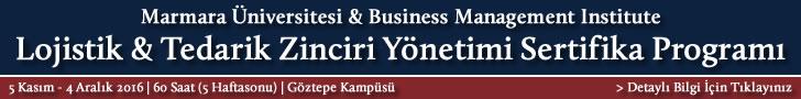 Marmara Üniversitesi - Lojistik ve Tedarik Zinciri Yönetimi Sertifika Programı