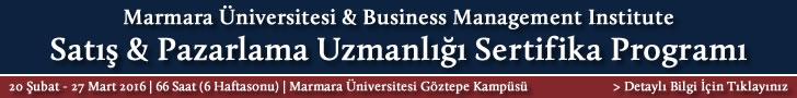 Satış & Pazarlama Uzmanlığı Sertifika Programı