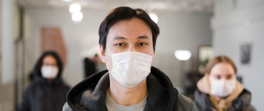Corona Virüs Maske