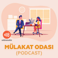 Mülakat Odası Podcast - 3. Bölüm