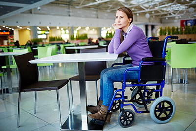 Engelli Kadın