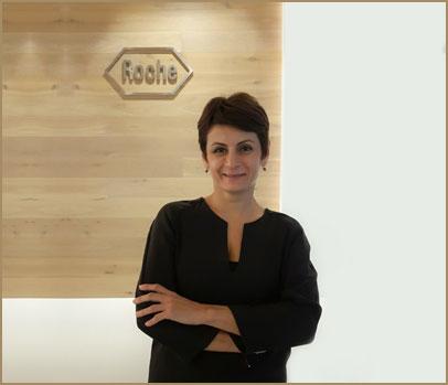 Mine Sadıç - Roche Türkiye İK Direktörü