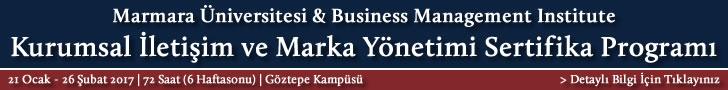 Kurumsal İletişim ve Marka Yönetimi Sertifika Programı