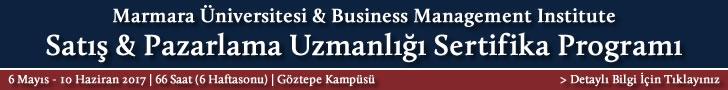 Satış ve Pazarlama Uzmanlığı Sertifika Programı
