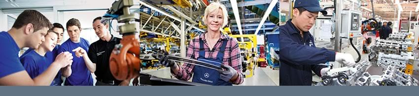 Mercedes İş İlanları